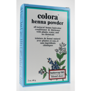 COLORA HENNA 60G BUTTERCUP