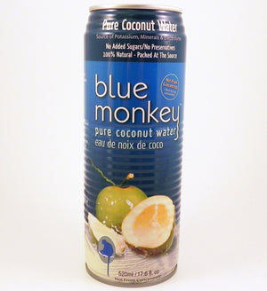 COCONUT WATER 520M BLUE MONKEY