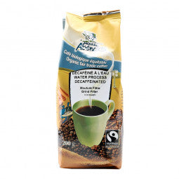 CAFE 200G DECAF SUISS MOULU