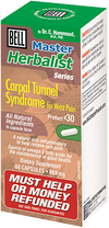 CARPAL TUNNEL SINDROME 60CAP B