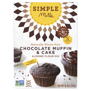 CHOCOLATE MUFFIN & CAKE ALMOND BASED MIX 295G