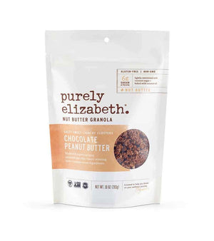 NUT BUTTER GRANOLA 283G CHOCOLATE SEA SALT PB