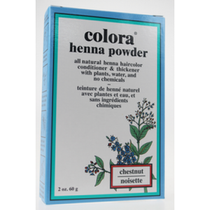 COLORA HENNA 60G CHESTNUT