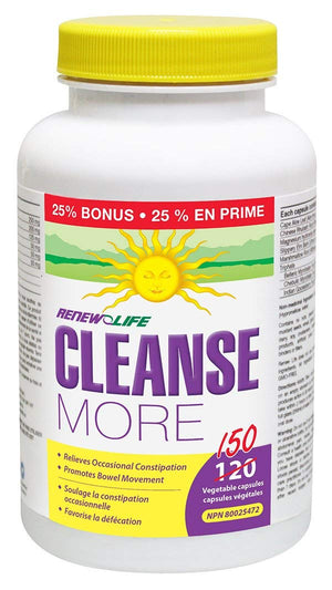 CLEANSE MORE 150 CAPSULES