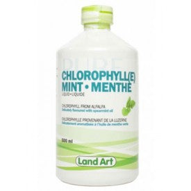 CHLOROPHYLLE 500ML MINT L.AR