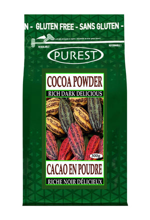 CACAO POWDER 300G PUREST