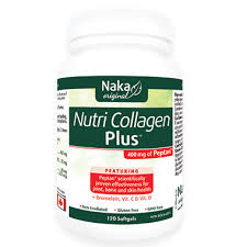 COLLAGEN NUTRA 120CAP NAKA