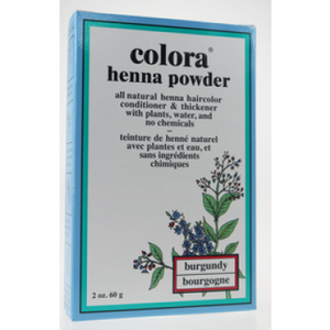 COLORA HENNA 60G BURGUNDY