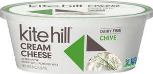 CREAM CHEESE 227G CHIVE KITEHILL
