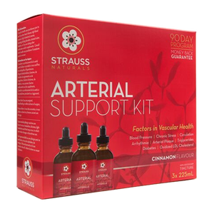 ARTERIAL SUPPORT KIT 3 * 225ml HEARTDROPS
