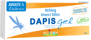 ITCHING DAPIS GEL 40G BOIRON
