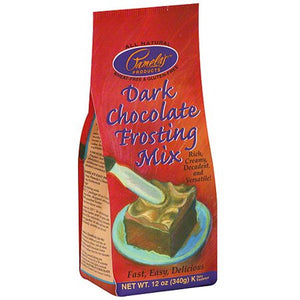 CHOC.DARK FROSTING MIX 340G