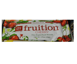 BAR FRUITION 48G FRAISES PRO