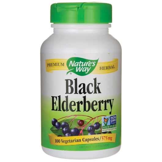 ELDERBERRY 100CAP.NATURE'S WAY