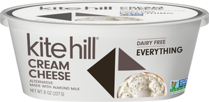 CREAM CHEESE 227G EVERYTHING KITEHILL