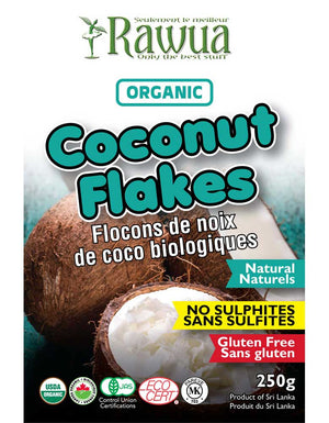 FLOCON COCONUT 250G NATURAL GLUTEN FREE