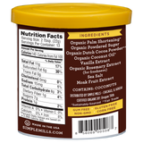 ORGANIC FROSTING 283G CHOCOLATE