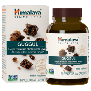 GUGGUL 60CAP CHOLESTEROL SUPPORT