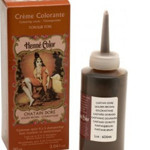 HENNE COLOR 90ML CHATAIN DORE