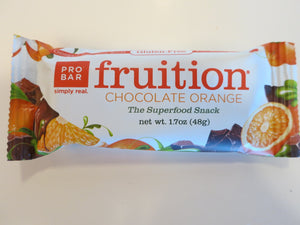 BAR FRUITION 48G CHOC.ORANGE