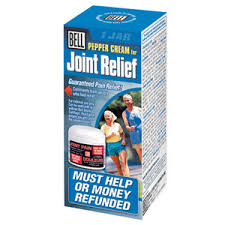 JOINT RELIEF CREAM 1JAR BELL