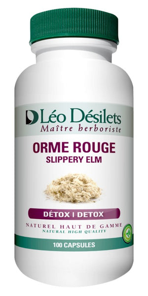 SLIPPERY ELM/ORME ROUGE 100C