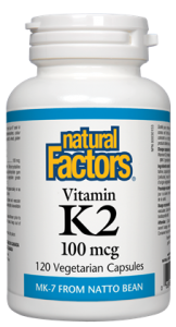 K2 120CAP 1000MG N.FACTORS