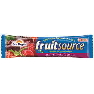 BAR FRUIT 37G CHERRY BERRY