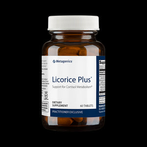 LICORICE PLUS 60TAB METAGENICS