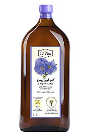 FLAX SEED OIL 250M LINSEED