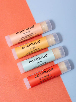 LIP BALM 4.25G CANNELLE COCOKIND