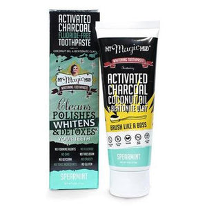 TOOTHPASTE 113g CHARCOAL SPEARMINT