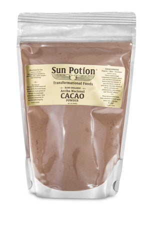 CACAO RAW 300G POWDER ARRIBA NACIONAL