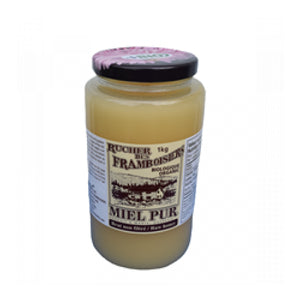 MIEL 1K BIO RAW HONEY RUCHER
