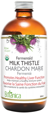 CHARDON MARIE 250M MILK THISTLE FERMENTED