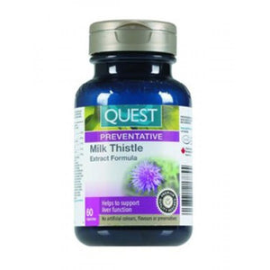 MILK THISTLE 60CAP EXTRACT Q