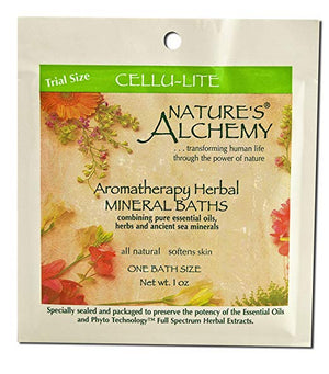 MINERAL BATHS 1OZ CELLU-LITE