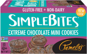 COOKIE MINI 170G.CHOC EXTREM