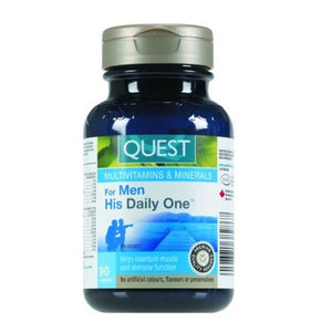 MULTIVITAMINS 90CAP FOR MEN QU