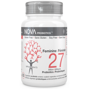 PROBIOTIC 27BILLION FEMININE