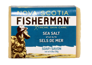 SAVON 136G SEA SALT FISHERMAN