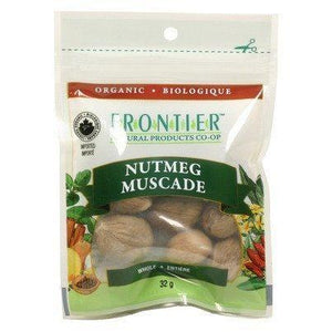 NUTMEG 32g WHOLE
