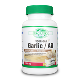 GARLIC 90CAP 1000MG ORGANI