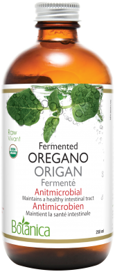 OREGANO 250ML FERMENTED