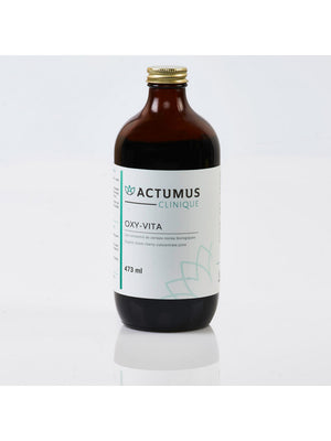 OXY-VITA 473ML ACTUMUS BLACK CHERRY JUICE