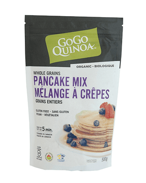 PANCAKE MIX 500G WHOLE GRAIN