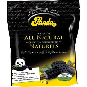 LICORICE 170G NATURAL