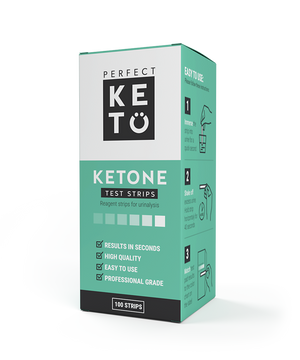 TEST STRIPS KETO 100 STRIPS