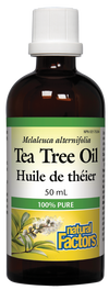 TEA TREE OIL 50ML NATURAL FA