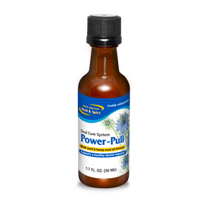 POWER PULL BLACK SEED & HEMP OIL 50ML (ORAL CARE)